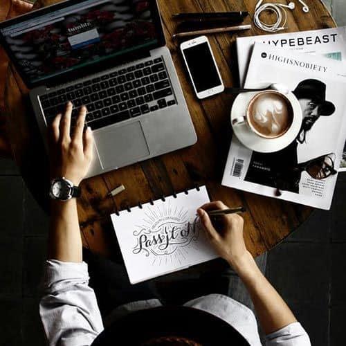 Memulai Usaha dengan membuat website