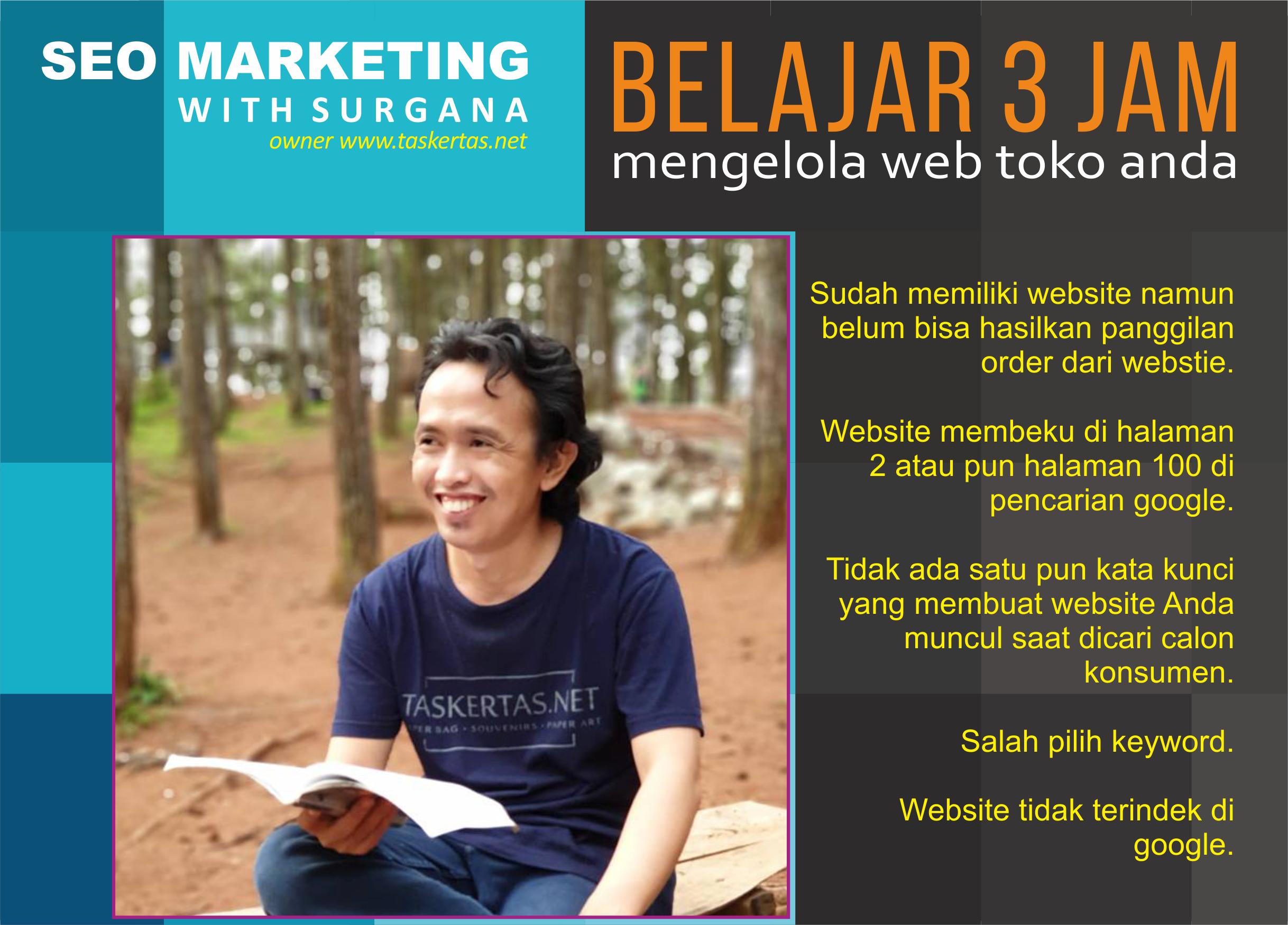 bisnis website SEO