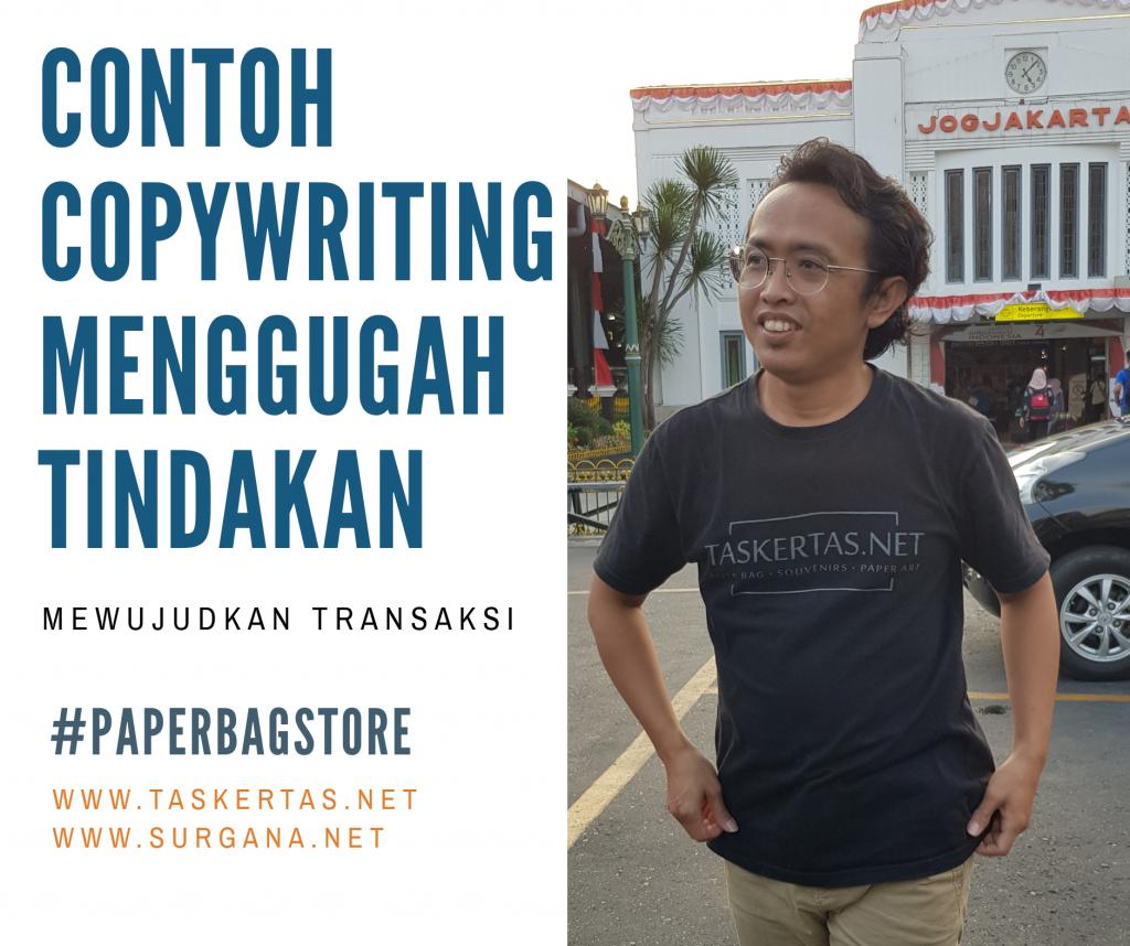 Contoh Copywriting Produsen Paper Bag 3