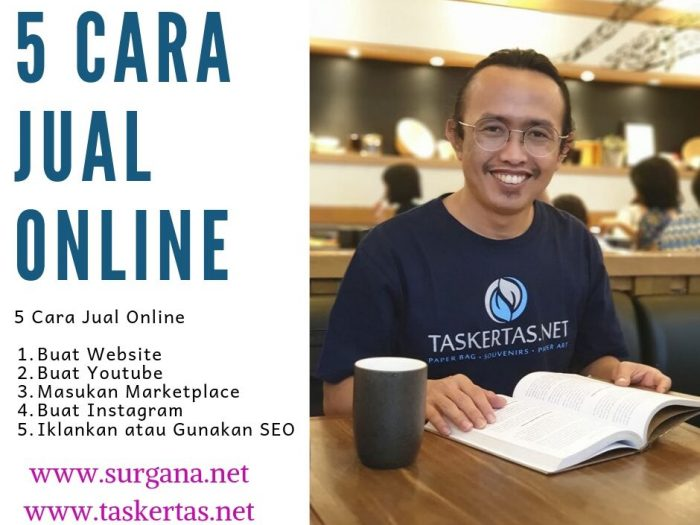 cara jual online