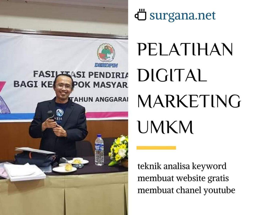 Digital Marketing umkm