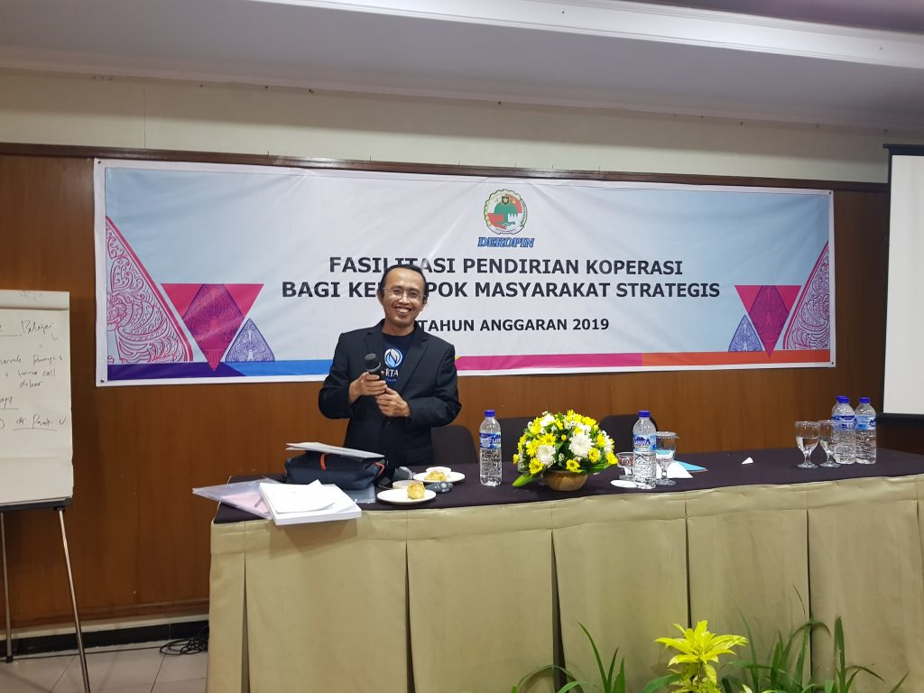 Pelatihan Digital Marketing UMKM 1