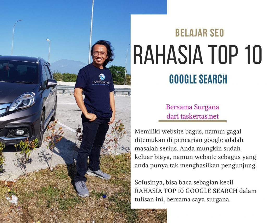 Rahasia Top 10 Google Search